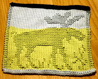 Moose Knitting Pattern : Ravelry: Spuliratsel Elch pattern by Mamafri