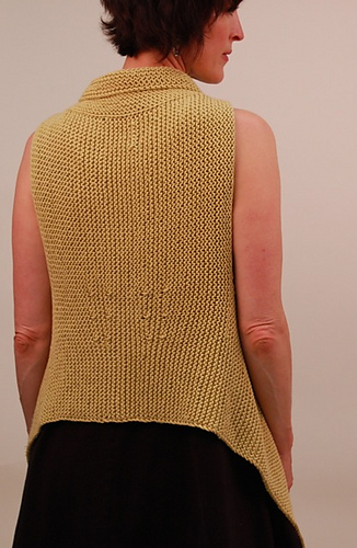 Knitting Pattern Essentials By Sally Melville : Ravelry: Universal Vest pattern by Sally Melville