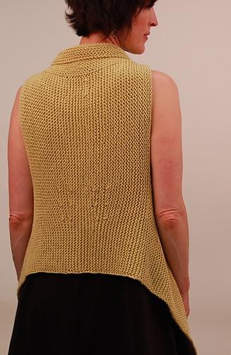 Ravelry: Universal Vest pattern by Sally Melville