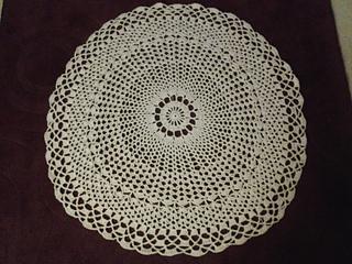 Ravelry: Circular Crochet Shawl pattern by PJ Crafts in Austin