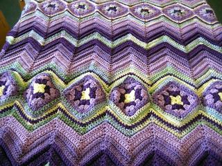 Ravelry Granny S Ripple Pattern By Diana May