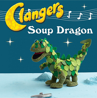 The Clangers Knitting Pattern : Ravelry: Soup Dragon pattern by Joan Firmin and Carol Meldrum
