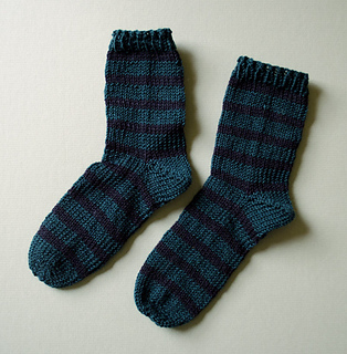 Ravelry: Toe-Up Toddler Socks pattern by Sheila Toy Stromberg