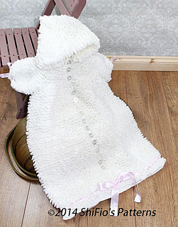Crochet Patterns For Baby Sweater Sets : Ravelry: Baby Sleeping Bag Crochet Pattern #134 pattern by ...