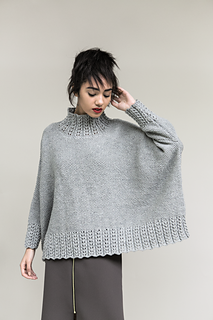 Knitting Pattern Box Jumper : Ravelry: Boxy Haven pattern by Martin Storey