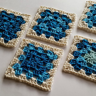 Ravelry: Granny Square Crochet for Beginners pattern by ...