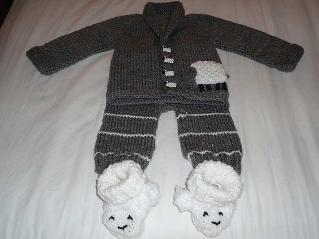 Sheepish Outfit