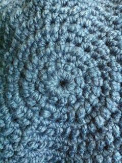 Ravelry Easy Round Thick Crochet Rug Beginner Pattern By