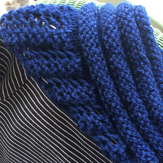 Knitting Pattern For Gallatin Scarf : Ravelry: suespes Gallatin scarf