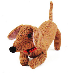 Ravelry: Dachshund pattern by Susie Johns