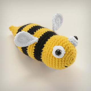 Amigurumi Animals Susan Yeates : Ravelry: Lizzie the Amigurumi Bumble Bee pattern by Susan ...
