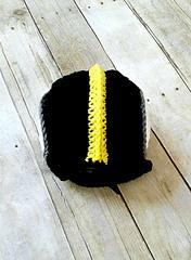 Zebra Baby Hat - AllFreeCrochet.com - Free Crochet