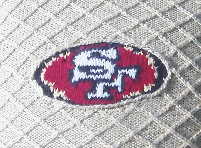 49ers logo by Estefania Vidal