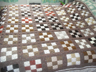 Ravelry Baby Nine Patch Crochet Quilt Pattern By Melanie