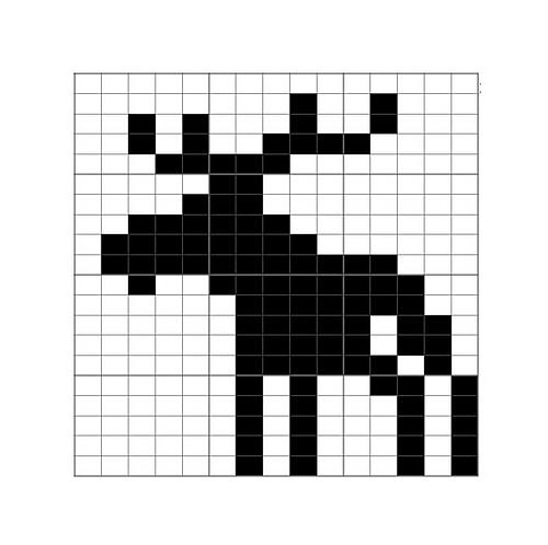 Moose Knitting Pattern : 1000+ images about Crafts: Moose stuff on Pinterest Moose, Moose crafts and...
