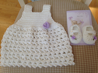 Ravelry: Abigail Dress pattern by Teresa Richardson