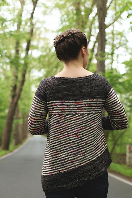 Breathing Space- 第一次用亲手染的线织就的美衣 - Tina - Tina的手工编织的博客