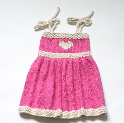 Fiona Baby Sundress by Staci Perry (Free)