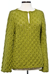 Wave Lace Tunic - #180 PDF