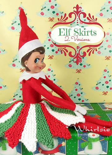 Mini Elf Knitting Pattern : Ravelry: Elf Skirts - patterns