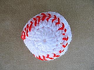 Ravelry Baseball Pattern By Michelle Starkie