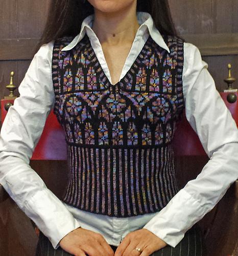 Tracery vest