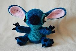 Small Amigurumi Heart Pattern : Ravelry: Amigurumi Stitch! from Lilo and Stitch pattern by ...