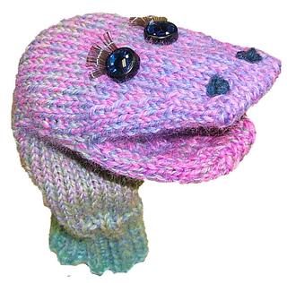 Ravelry: Sock Puppet pattern by Sharon Mooney