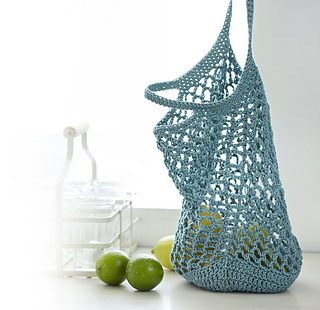 Ravelry String Market Bag Pattern By Sally Harding