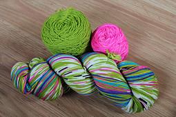 Ravelry: Abi Grasso Self Patterning Sock