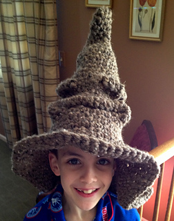 Ravelry Harry Potter Sorting Hat Pattern By Allison Hoffman