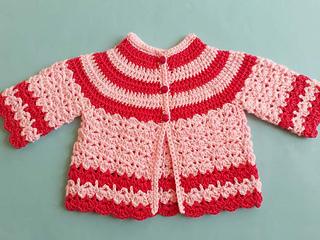 Ravelry Baby Jacket Pattern By Aamragul