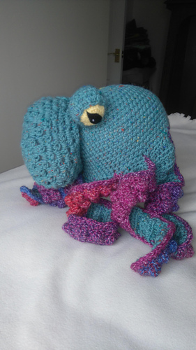 Ravelry Octopus Hat Pattern By Abnormal Crocheter Fascinating Crochet Octopus Hat Pattern