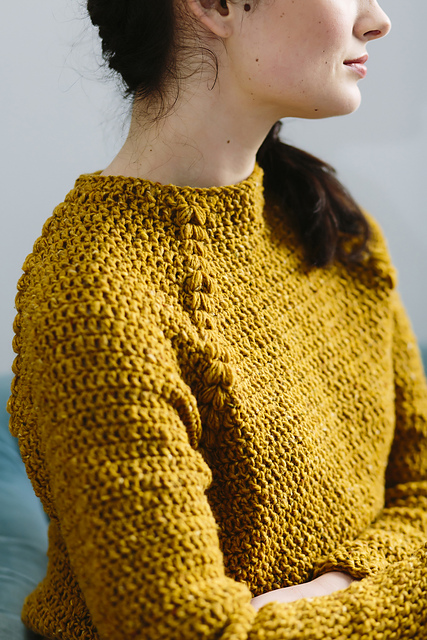 045532014 I love everything about this sweater — the raglan detail
