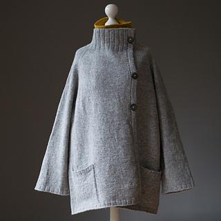 Ki Mono pattern by Katrin Schneider