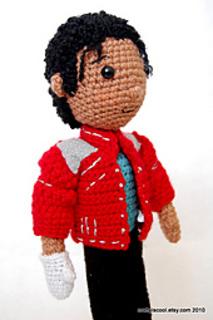 Amigurumi Yarn Michaels : Ravelry: Michael Jackson MJ Amigurumi pattern by Allison ...