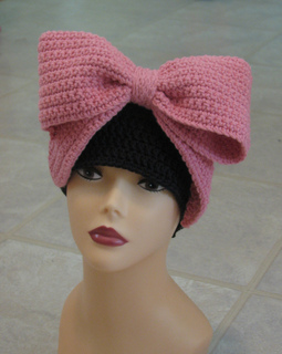 cc17152e7d4 Ravelry  The Royal Bow Beanie pattern by Kristine Mullen