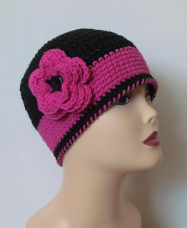 b8f32307590 Ravelry  Hat for Hope pattern by Kristine Mullen