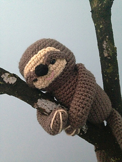 Ravelry Sloth Crochet Pattern Pattern By Amy Gaines