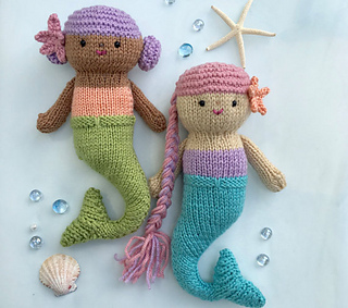 Ravelry Mermaid Pattern By Amy Gaines
