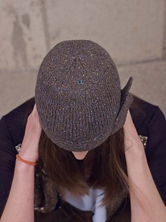 6e1ad688b1890 Bow and Arrow Hat pattern by Andrea Babb - Ravelry