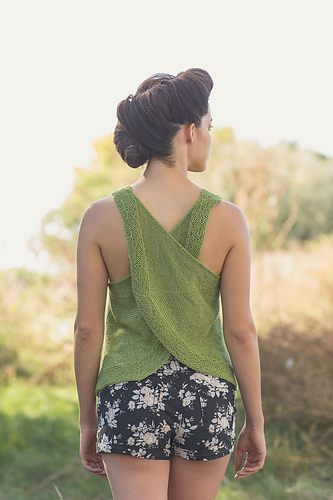 kristine queued Green Apple Tank by Amy Palmer