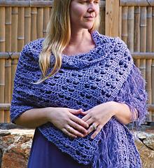 Ravelry: The Crocheted Prayer Shawl Companion - patterns