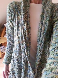 Knitting Pattern For Yoga Wrap : Ravelry: Anna-Birgittas Yoga Wrap