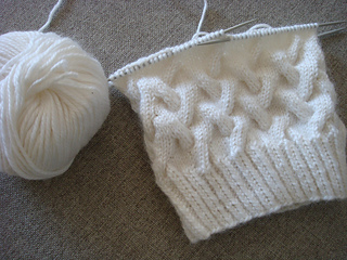 Ravelry  Winter Cable Hat pattern by Annanitato Lolo 1899be87bb1