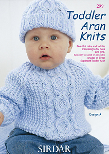 Ravelry Sirdar 299 Toddler Aran Knits Patterns