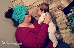 Messy_mom_bun_beanie30_small_best_fit