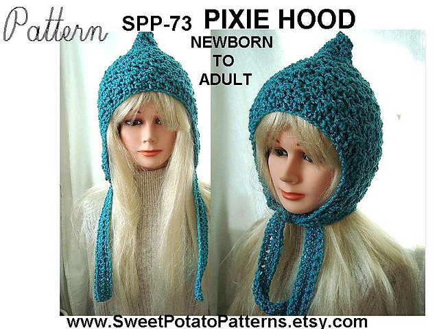 Ravelry sweet potato pixie hat crochet pattern by ravelry sweet potato pixie hat crochet pattern by sweetpotatopatterns pattern by ashton e leven dt1010fo