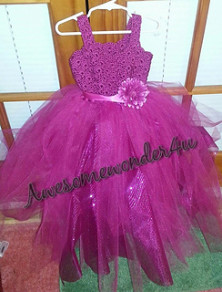 Ravelry Crochet And Tulle Tutu Dress Iii Pattern By