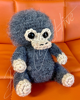 Ravelry: Playful Platypus pattern by B. Crochet-tive